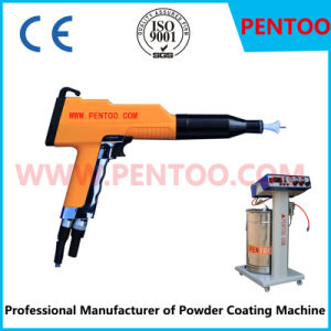 Manual Powder Painting Gun for Motorcycle Components with Competitive Price pictures & photos