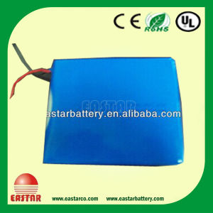 10ah 3.7V LiFePO4 Battery Li-ion Rechargeable Batte pictures & photos