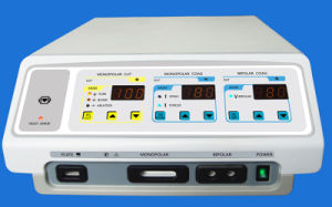 High Frequency Electrosurgical Cautery Machine pictures & photos
