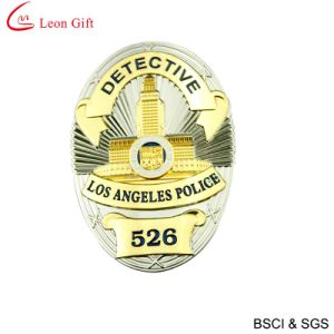 Crown Military Gold Badge (LM10053) pictures & photos