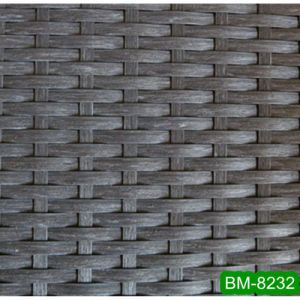 Plastic Imitatiion Weaving Materia (BM-8232)