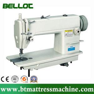 High Speed Lockstitch Industrial Sewing Machine Supplier pictures & photos