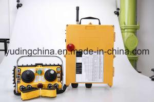 Dual Joystick Industrial Wireless Radio Remote Control F24-60 pictures & photos