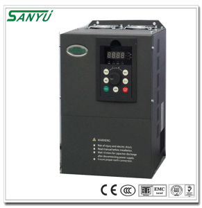 Sanyu Sy8600 220V Variable Frequency Drive pictures & photos