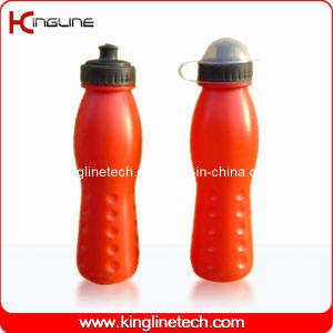 Plastic Sport Water Bottle, Plastic Sport Water Bottle, 650ml Plastic Drink Bottle (KL-6628) pictures & photos