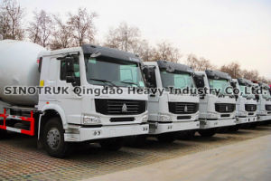 HOWO 12m3 Mixer Truck China Sinotruk pictures & photos