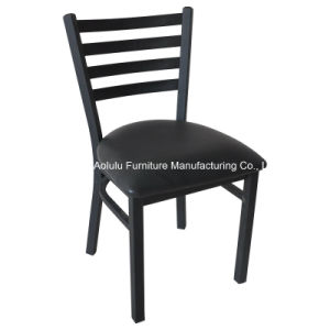 Hot Sale Furniture for Starbucks Chairs with Ladder Back (ALL-77)