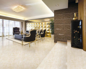 Polished Porcelain Floor Ceramic Tile (VPM6681, 600X600mm) pictures & photos