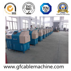 Armored Unit Machine Fiber Optic Cable Pipe Production Line pictures & photos