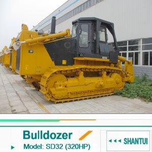 Shantui Machines Shantui Bulldozer SD32 320 HP Bulldozer