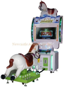 Mini Jockey Arcade Coin Operated Game pictures & photos
