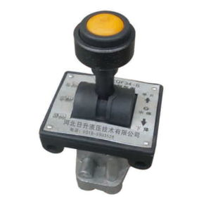 4 Hole Hydraulic Valve with Manual Air Control for Truck pictures & photos