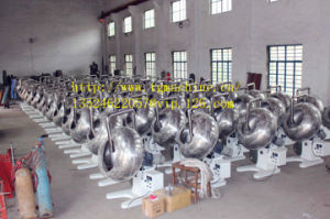 Sugar Coating Pan Chocolate Coating Pan Coating Machine pictures & photos