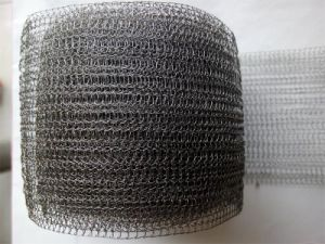 Stainless Steel Knitted Wire Mesh for Air Filter pictures & photos