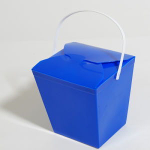 Customized Beautiful Plastic Folding PVC Gift Box pictures & photos