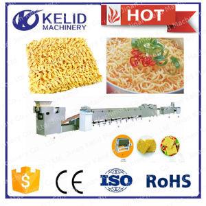 Full Automatic Stainless Steel Fried Instant Noodles Making Machinery pictures & photos