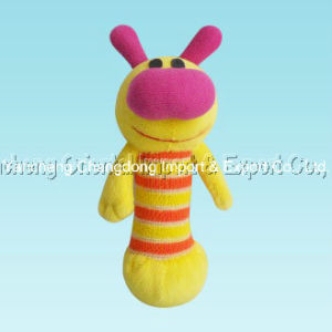 Plush Beetle for Baby Toy with Sound pictures & photos