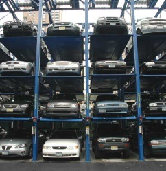 Vertical Rotary Smart Parking System with Ce/ISO9001/ISO14001 pictures & photos