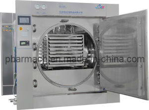 Sterilization for Suspension and Emulsion Swing Sterilizer (SYG series) pictures & photos