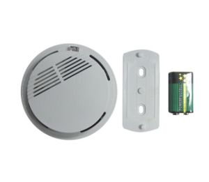 Photoelectric Smoke Detector Fire Alarm pictures & photos