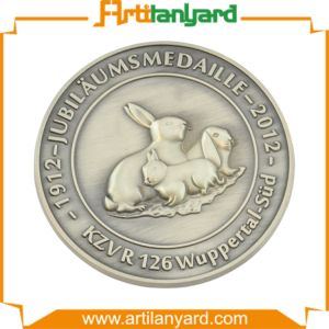 Customized Metal Challenge Souvenir Coin pictures & photos