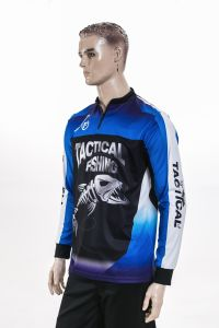 Healong Wholesale Sportswear Sun-Protective Fully Sublimation Fishing Shirts pictures & photos