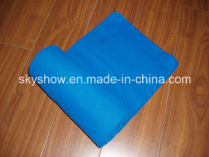 Simple Solid Color Fleece Blanket (SSB0127) pictures & photos