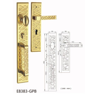 Zinc Alloy Handles (E8383-GPB) pictures & photos
