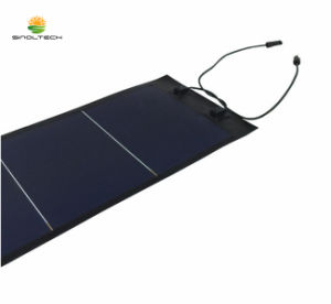 72W Roll-up Thin Film Flexible Solar Panels (PVL-72) pictures & photos