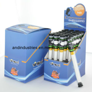 500puffs Soft/Hard Steel Disposables Electronic Cigarette (1.30USD) (H500/S500) pictures & photos