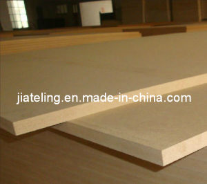 Good Density Raw MDF, Plain MDF, Melamine Laminated MDF pictures & photos