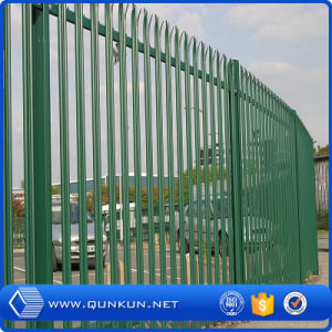 Powder Coated Galvanized Wire Palisade Fencing Ideas with Factory Price pictures & photos