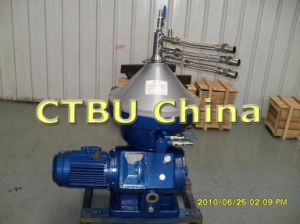 Waste Oil Centrifuge Dewatering Machine pictures & photos