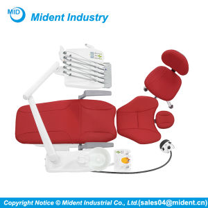 Newest Top Mounted Dental Chair Dental Unit pictures & photos