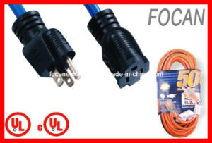 UL Power Supply Cord and American Extension Cable (FC-16144) pictures & photos