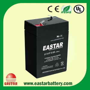 Lead Acid Battery 6V 4.0ah pictures & photos