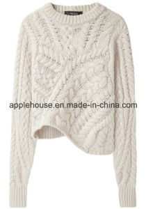 Lady′s Winter New Fashion Women Casual Sweater
