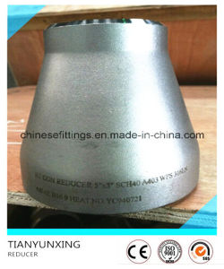 B16.9 Wp316L/1.4404 Seamless Stainless Steel Pipe Reducer pictures & photos