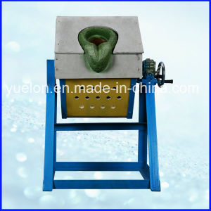 New Condition Induction Smelting Furnace for Iron pictures & photos