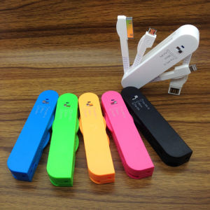 3in1 Swiss Army Knife Micro/8pin/30pin USB Multi Charge Cable pictures & photos