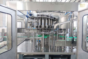 Automatic Edile Oil Pet Bottle 200ml 1000ml 2000ml Filling Capping 2-in-1 Unit Edile Oil Peanut Oil Sunflower Oil Soybean Bottling Machine Plant pictures & photos