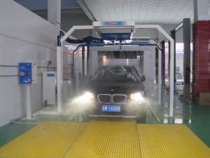 Automatic Touch Free Car Wash Machine System Steam Machine for Cleaning Manufacturer Factory pictures & photos