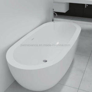 Cheap Acrylic Resin Freestanding Bathtub (PB1031N) pictures & photos