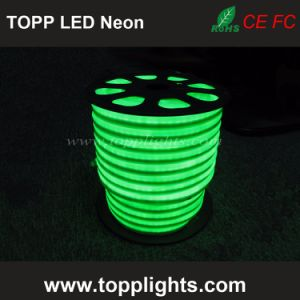 Neon Lights Item Type and Green Emitting Color LED Neon Light pictures & photos