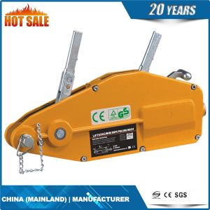 Manual Portable Handle Rope Pulling Hoist 0.8t, 1.6t, 3.2t, 5.4t pictures & photos