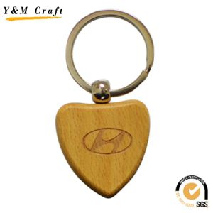 Wood Carving Keychain Wooden Engraved Key Ring Key Holder Key Chain pictures & photos