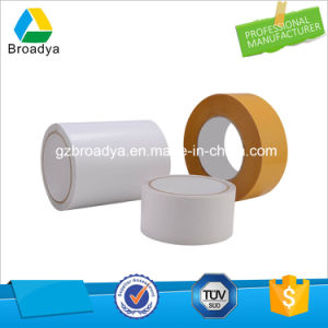 110 Mic Thickness Double Side Sided Fabric Non Woven Tissue Tape (DTW-11) pictures & photos