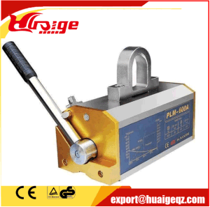 Permanent Magnet Lifter for Short and Thick Steel Plate pictures & photos