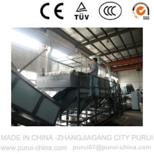 1000kg/H Waste Plastic PE PP Film Washing and Recycling Machine pictures & photos