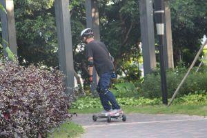 Smart Skateboard pictures & photos